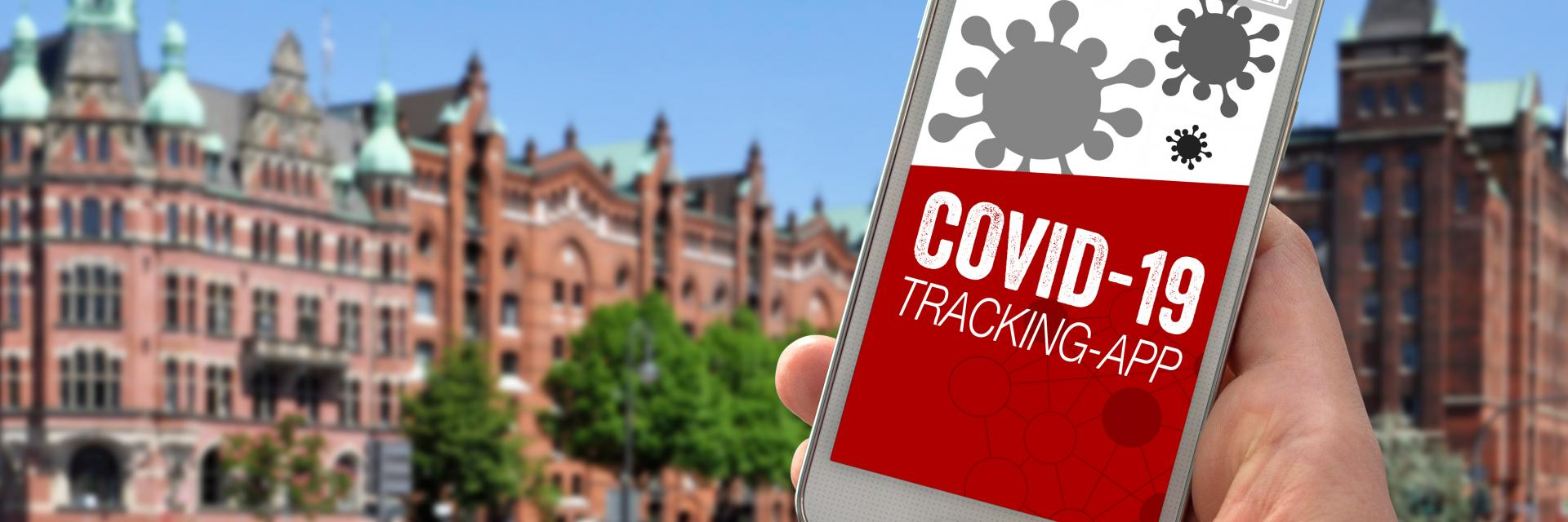 Covid tracking app