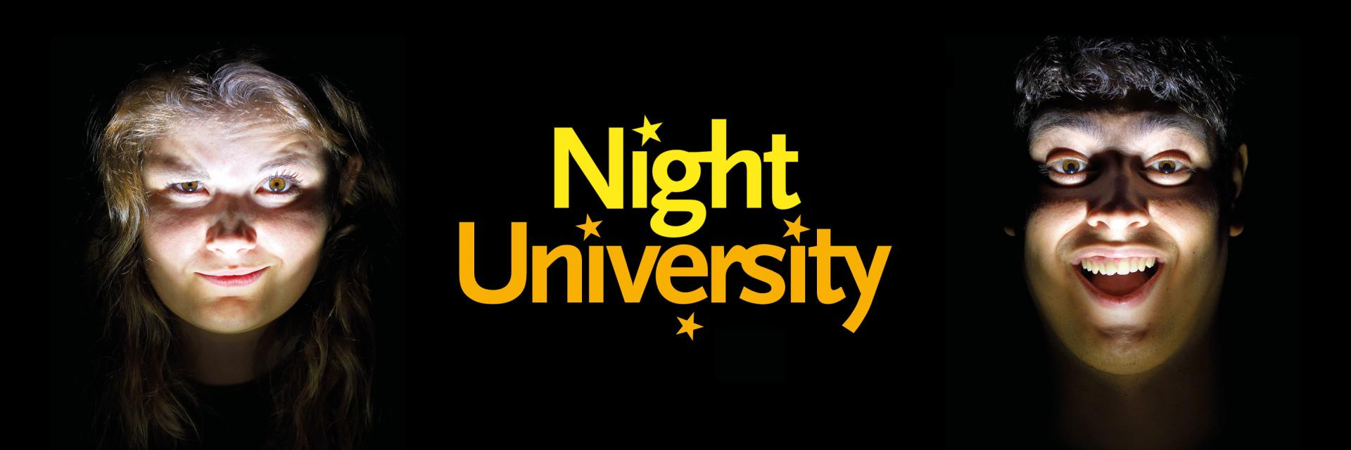 Night University 2019 algemeen