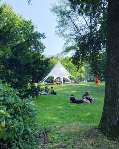 Sustainable events at Tilburg University