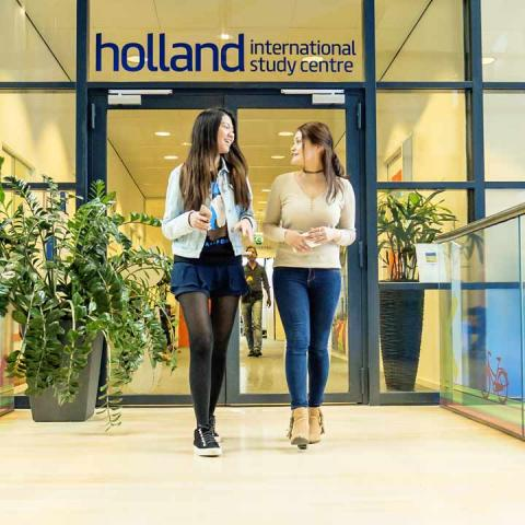 Study in Holland pathway program