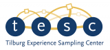 TESC - Tilburg Expericence Sampling Center