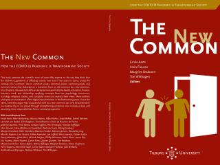 Cover book The New Common