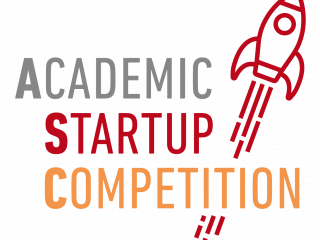 Academic Startup Competition Logo