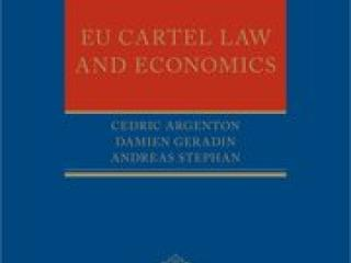 EU cartel law and economics