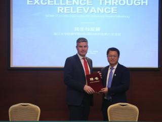 Agreement Zhejiang university