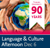 Banner Lustrum Language and Culture Afternoon