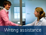 Scriptorium writing assistance