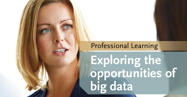 image masterclass opportunities of big data