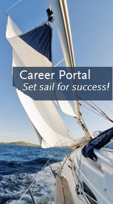 Career Portal Set sail for success!
