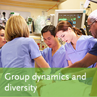 Group dynamics and diversity