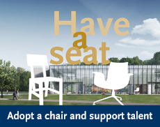 Have a seat and support our talent