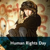 banner human rigths day