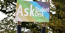 Ask Student Desk