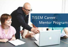 Mentor program Tisem banner