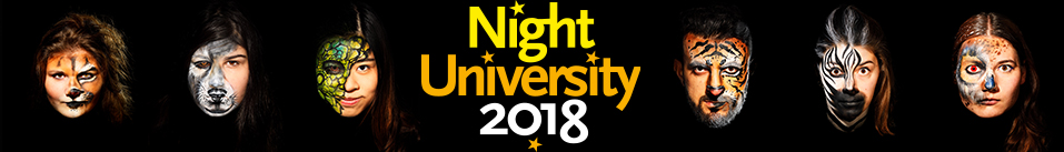 Night University 2018 header image