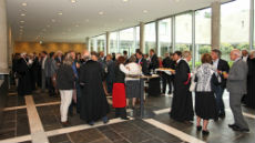 Reception at Tilburg University