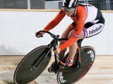 Track Cyclist Shanne Braspennincx goes to Rio as a reserve