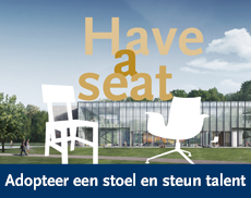 Have a seat en steun jong talent