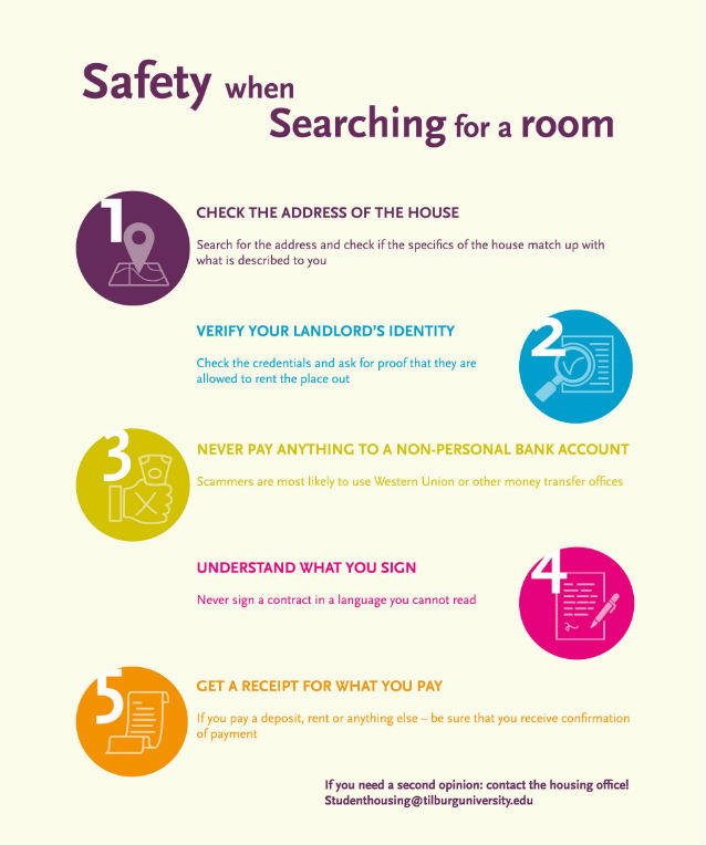 safety searching for room
