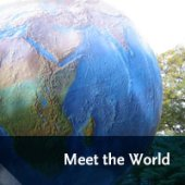 banner Meet the world