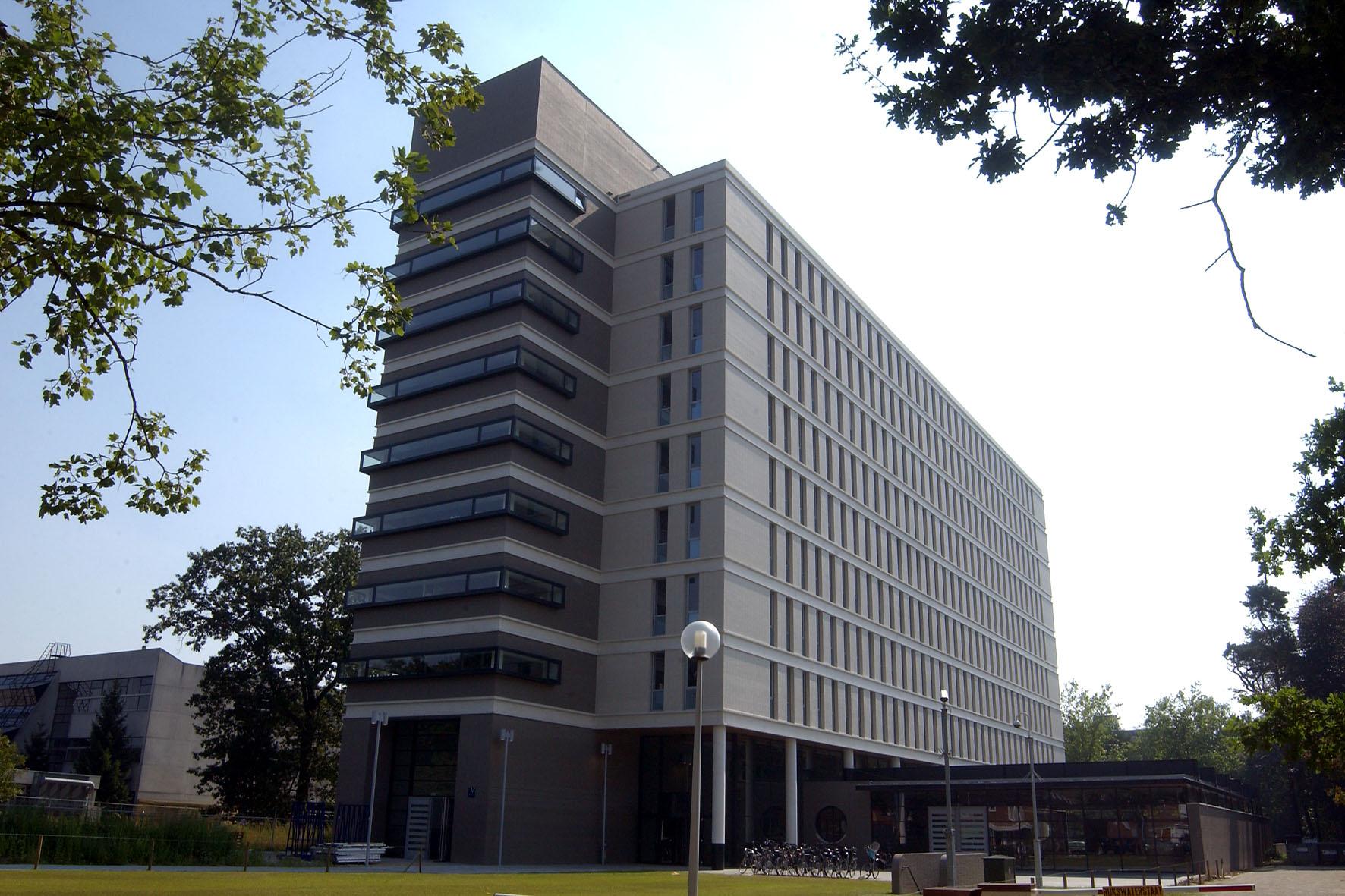 Tilburg University E Building