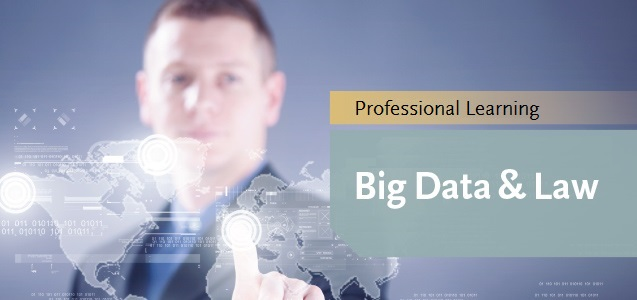 Postgraduate banner Big Data and Law