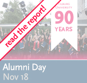 Banner lustrum alumni day