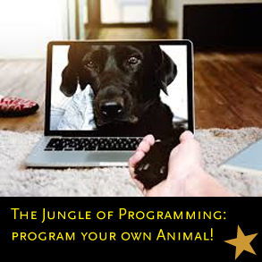 nu 2018 55 the jungle of programming program your own animal