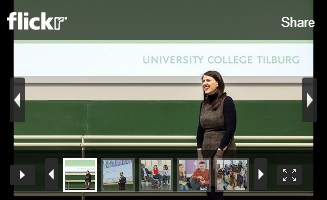 photo report grand opening University College Tilburg