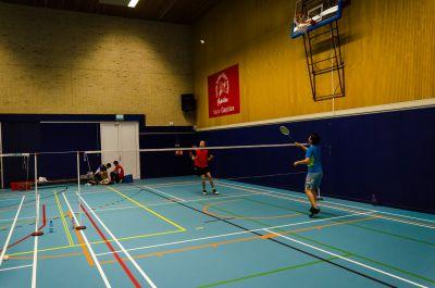 Tilburg University - Badminton Badminton Tilburg