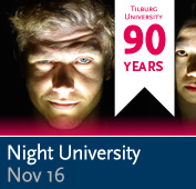 Banner lustrum night university