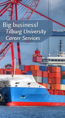 Big business! Tilburg University Career Services